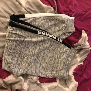 """🙏🏻 Heather gray """"blessed""""  joggers. 🙏🏻"""